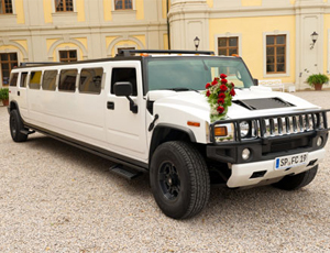 Hummer Limo mieten Karlsruhe Events
